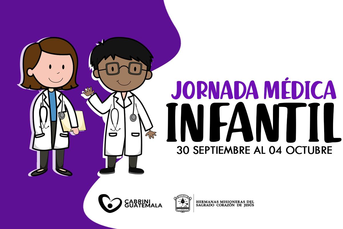 JORNADA POR LA SALUD INFANTIL
