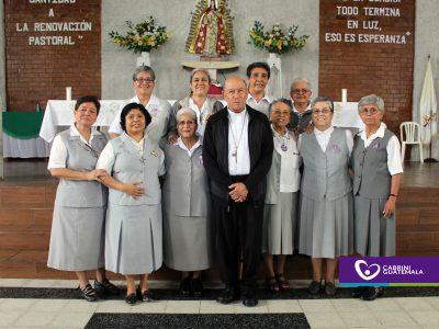 50 AÑOS EXPANDIENDO EL AMOR DE CRISTO EN GUATEMALA