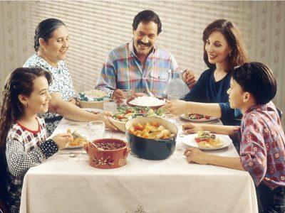 FAMILIA: CONSTRUYENDO UN AMBIENTE DE BIENESTAR