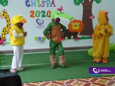 FINALIZAN CICLO EN PROGRAMA INFANTIL