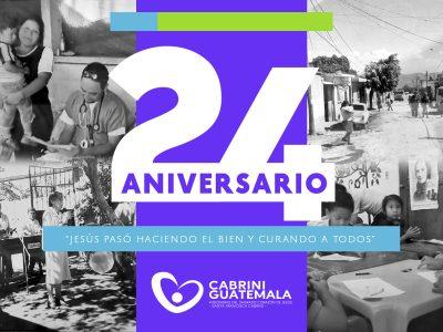24 AÑOS DE ACOMPAÑAMIENTO A BÁRCENA