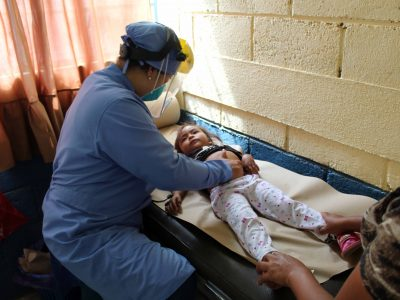 JORNADA MÉDICA INFANTIL EN VILLA NUEVA